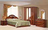 Спальня Милена 4Д орех (Світ Меблів TM)