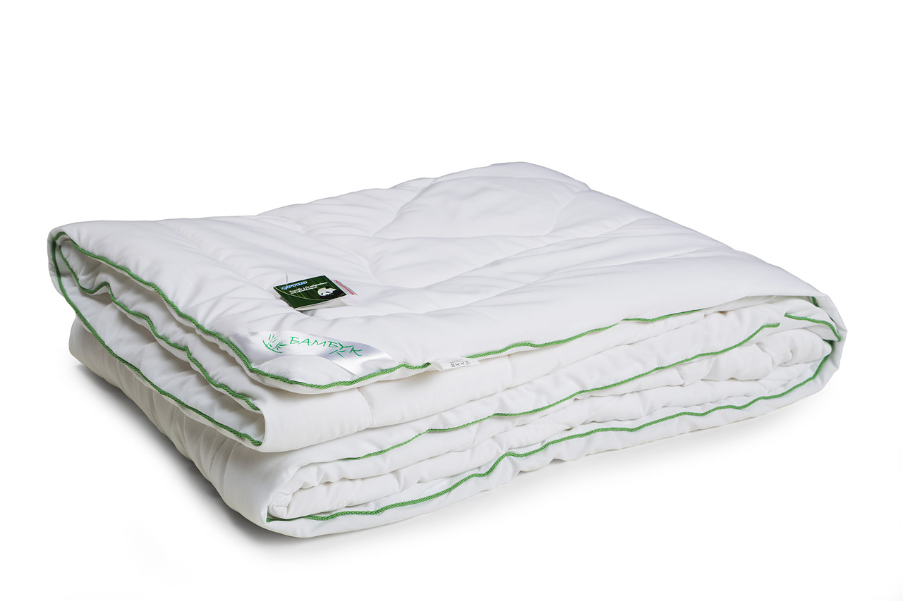 Одеяло  Бамбук Евро 200x220 Хлопок 250гр.м/кв Руно (322.29БКУ)