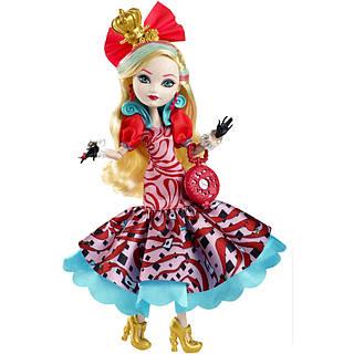 Кукла Ever After high Matte Эппл Вайт Apple White Эвер Афтер Хай  серия Дорога в Страну Чудес