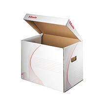 Архивный бокс универсальный. Вмещает 3шт. Boxy 80, бумагу или папки (128911)