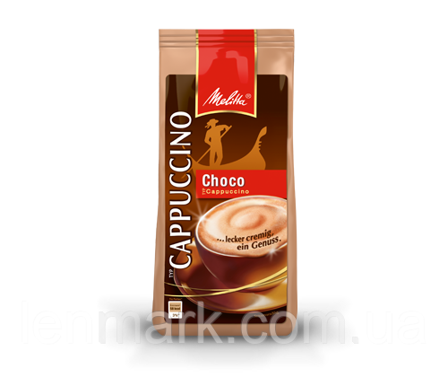 Капучино Melitta Choco Cappuccino шоколадный, 400 г