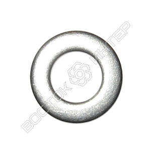 Шайбы плоские нержавеющие М24 DIN 125, ГОСТ 11371-78, фото 2