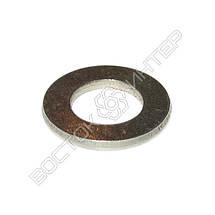 Шайбы плоские нержавеющие М42 DIN 125, ГОСТ 11371-78 | Размеры, вес, фото 3