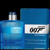 Мужская туалетная вода JAMES BOND 007 OCEAN ROYALE (Джеймс Бонд 007 Оушен Роял)