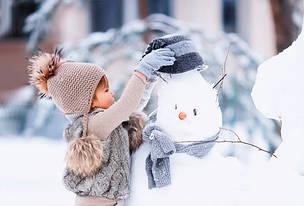 Как выбрать детскую зимнюю шапку? Несколько важных критериев при выборе головного убора.