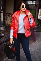 """Короткая женская демисезонная куртка """"Colly"""" c воротником стойкой (5 цветов)"""