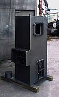 Котел пиролизный твердотопливный 20-25 кВт