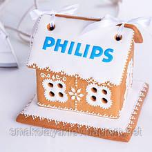 "Пряниковий будиночок ""Philips"""
