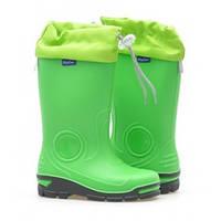 Резиновые сапоги Muflon 23-487 (зеленые)