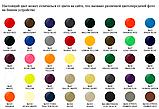 Акриловая спрей-краска Bosny 38 Maroon (Бордовый), 400мл, фото 2