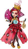 Кукла Ever After high Mattel Lizzie Hearts Лиззи Хартс   серия Дорога в Страну Чудес