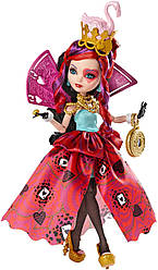 Кукла Ever After high Mattel Lizzie Hearts Лиззи Хартс   серия Дорога в Страну Чудес
