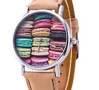 Часы Macaron watch (beige)