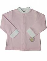 Кофточка для девочки:цвет -розовый,размер-86 см,18 мес