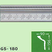 Профиль потолочный багет Baraka Decor Grand G5-180 (156*90)