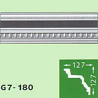 Профиль потолочный багет Baraka Decor Grand G7-180 (127*127)