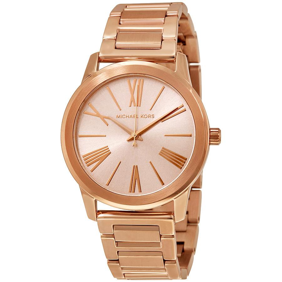 Часы Michael Kors Hartman Rose Gold MK3491
