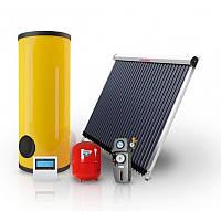 Гелиосистема на 150 литров горячей воды в сутки