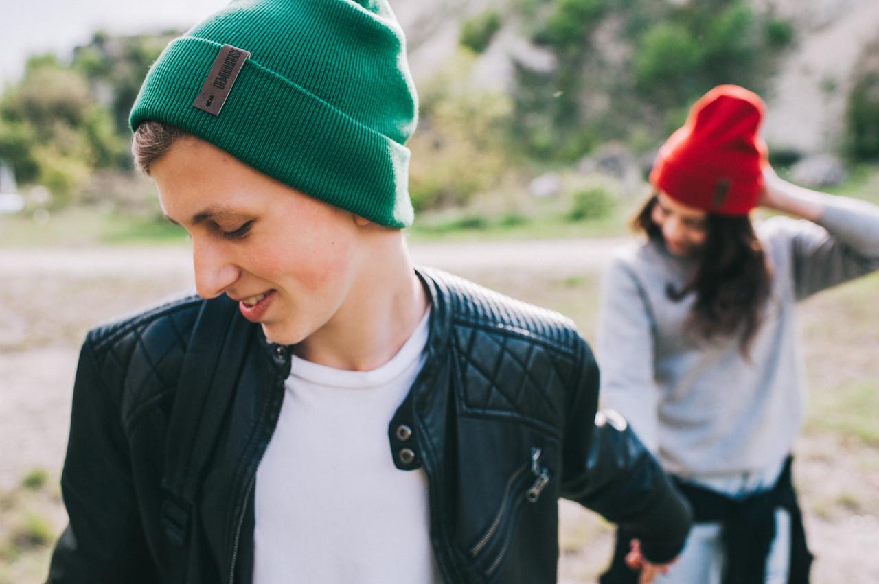 Детская шапка АРДЕН для подростков оптом