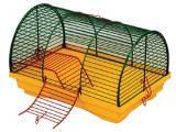 БУНГАЛО клетка для грызунов 220х330х200