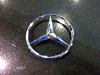 Mercedes-Benz W221 Эмблема Звезда Крышки багажника Оригинал
