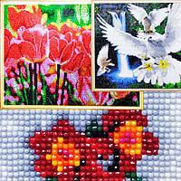 Алмазная живопись - мозаика