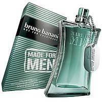 Мужская туалетная вода BRUNO BANANI MADE FOR MEN (Бруно Банани Мэйд Фо Мэн)