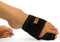 Бандаж ортопедический при вальгусной деформации сустава большого пальца стопы (ночной) ARMOR ARF12