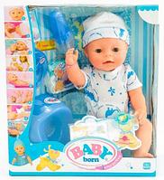 Кукла интерактивная Пупс Baby Born BL014E КК