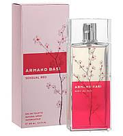 Armand Basi Sensual Red 50Ml   Edt