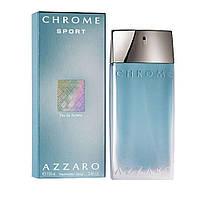 Azzaro Chrome Sport 100Ml Tester Edt