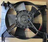 Вентилятор радиатора Авео основной.цена вентилятора Авео 1.5.