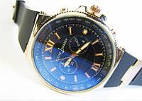Кварцевые часы Ulysse Nardin Maxi Marine, фото 1
