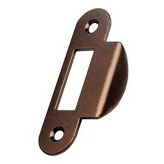 Ответная планка AGB, с отбойником бронза, фото 1