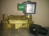 Клапан электромагнитный непрямого действия 21W4ZE(V)250 NА, Италия