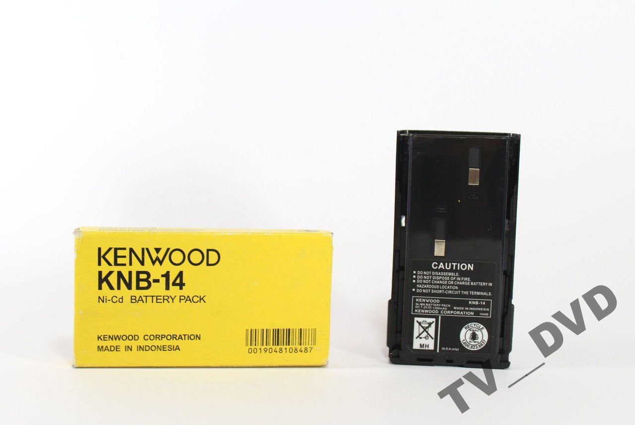 Аккумулятор к рации радиостанции Kenwood KNB-14