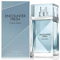 Calvin Klein Encounter Fresh 100 Ml Tester Edt