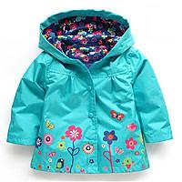 Куртки и жилетки для девочек
