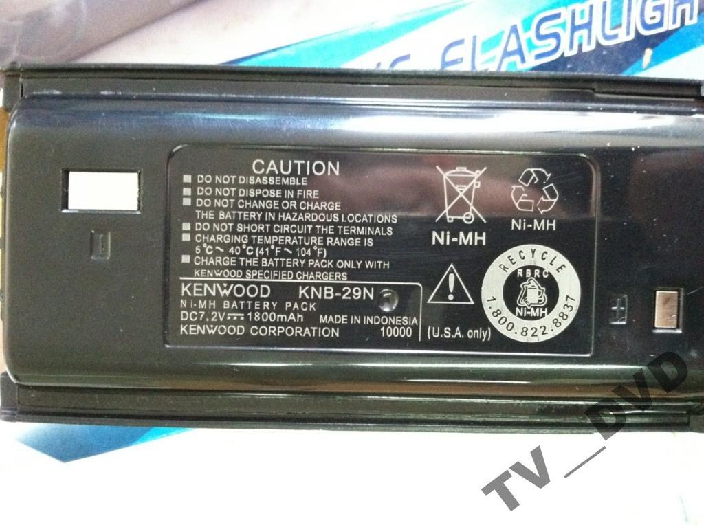 Аккумулятор к рации радиостанции Kenwood 2260