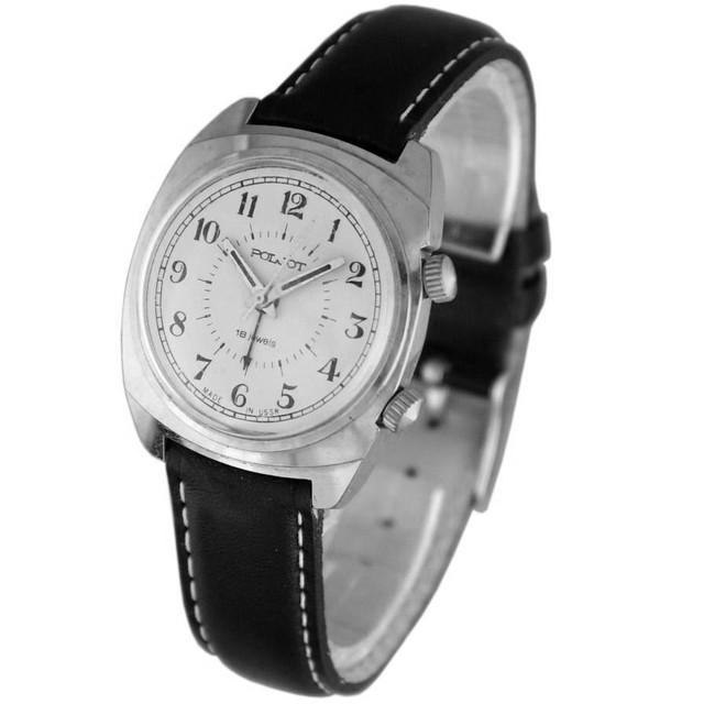 Полет Сигнал часы с будильником