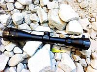 Прицел оптический для установки на огнестрельное оружие а также на пневматическое