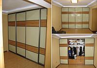 Комбинированный шкаф-купе, фото 1