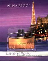 Nina Ricci Love In Paris de Pivoine парфюмированая вода 80 ml. (Нина Ричи Лав Ин Париж Флер де Пивоин), фото 3