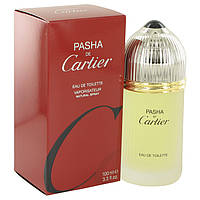 Cartier Pasha De Cartier 100Ml Tester Edt
