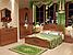 Кровать двуспальная Лючия ТМ Неман, фото 2