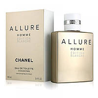 Chanel Allure Homme Edition Blanche 100Ml Tester Edt