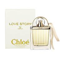Chloe Love Story 75Ml Tester Edp