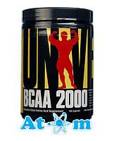 BCAA - BCAA 2000 - Universal Nutrition - 120 капс