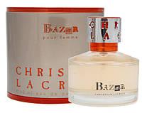 Christian Lacroix  Bazar Pour Femme 50Ml   Edp