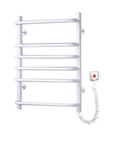 Полотенцесушитель для ванной Стандарт-6 (белый)